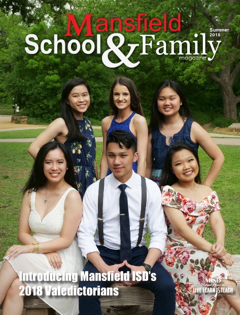 Summer 2018 Magazine Cover